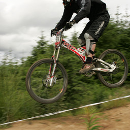 Photo of Tim WILCOX at Ae Forest