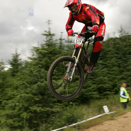 Photo of Martin CREASER at Ae Forest