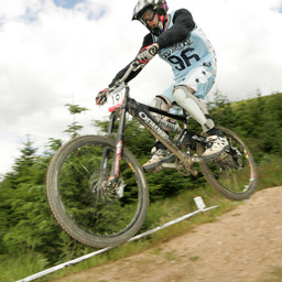 Photo of Tom WILCOX at Ae Forest