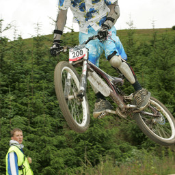 Photo of Andy KIPLING at Ae Forest