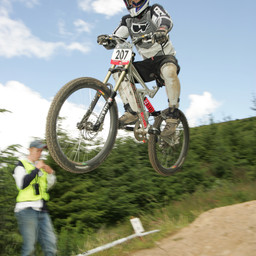 Photo of Ricky LAWRENCE at Ae Forest