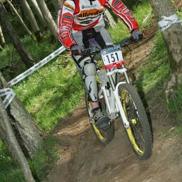 Photo of John RUSSELL (mas) at Innerleithen