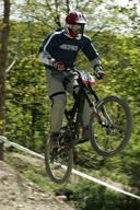 Photo of David PUGH at Innerleithen