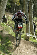 Photo of Steven ANDERSON at Innerleithen