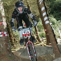 Photo of Bradley CRAGGS at Innerleithen