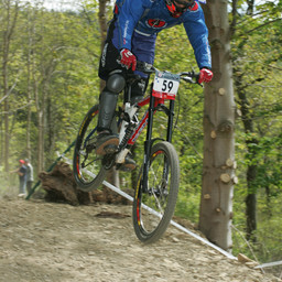 Photo of Iain COOKSON at Innerleithen