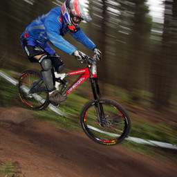 Photo of Iain COOKSON at Dunkeld