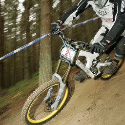 Photo of Marc BEAUMONT at Innerleithen