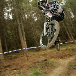 Photo of James HUGHES (mas2) at Innerleithen