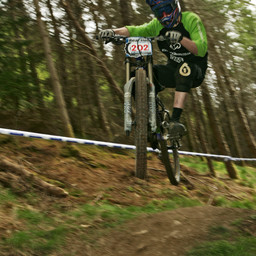Photo of Adam BRAYTON at Innerleithen