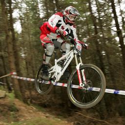 Photo of Ian MCINTOSH at Innerleithen