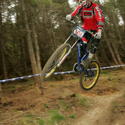Photo of Marcus WILLIAMS at Innerleithen