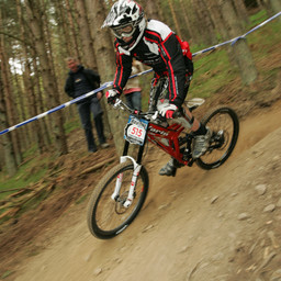 Photo of James DOWER at Innerleithen