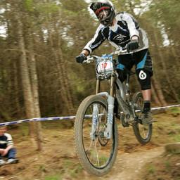 Photo of Tom DEACON at Innerleithen