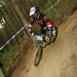 Photo of Kevin DUFFY at Innerleithen