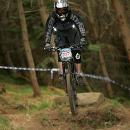 Photo of Michael COWAN at Innerleithen