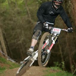 Photo of Ben WAITES at Innerleithen