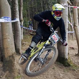 Photo of Ben MORGAN (exp) at Innerleithen