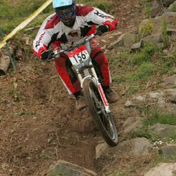 Photo of Mark MACIVER at Ae Forest