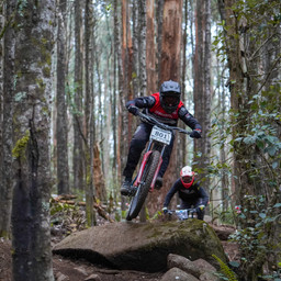 Photo of David FERRONI at Narbethong, VIC