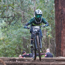 Photo of Nathan DABBS at Narbethong, VIC