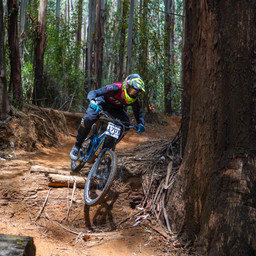 Photo of Tom CARTER at Narbethong, VIC