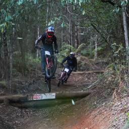 Photo of Cooper DOWNEY at Narbethong, VIC