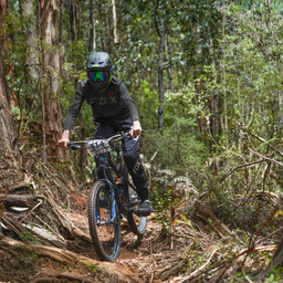 Photo of Lachy HAINES at Narbethong, VIC