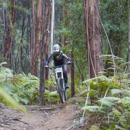 Photo of Ben BACK at Narbethong, VIC