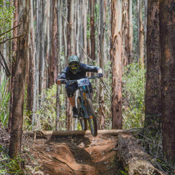 Photo of Matthew HALES at Narbethong, VIC