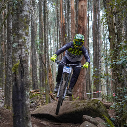 Photo of Brandon FRIJLINK at Narbethong, VIC