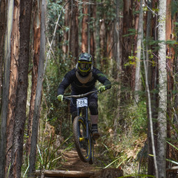 Photo of Chris O'BRIEN at Narbethong, VIC