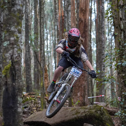 Photo of Bryce COLLINS at Narbethong, VIC