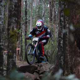 Photo of Mathew HYLAND at Narbethong, VIC