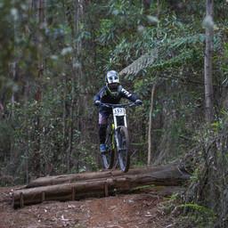 Photo of Ben BACK at Narbethong, VIC