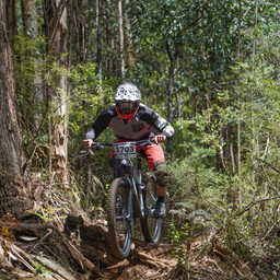 Photo of Mason FENDYK at Narbethong, VIC