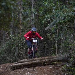 Photo of Sam HARDMAN at Narbethong, VIC
