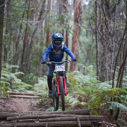 Photo of Lachy ROBERTS at Narbethong, VIC