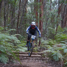 Photo of Glen NEWLAND at Narbethong, VIC