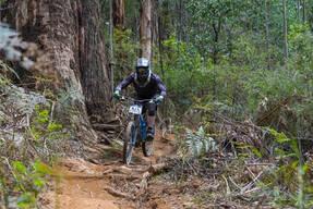 Photo of Andy MCBRIDE at Narbethong, VIC
