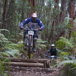 Photo of Mark KILBOURNE at Narbethong, VIC