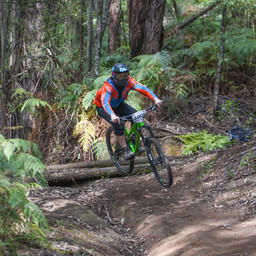 Photo of Brendan STEADMAN at Narbethong, VIC