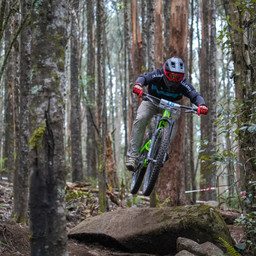 Photo of Mitch CURRIE at Narbethong, VIC