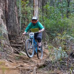 Photo of Justin ARMSTRONG at Narbethong, VIC