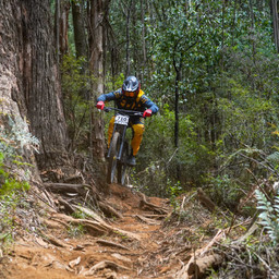 Photo of Brad KENNEDY at Narbethong, VIC