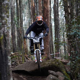 Photo of Steven SCHROEDER at Narbethong, VIC