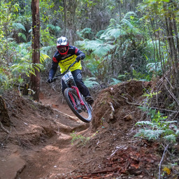 Photo of Liam PANOZZO at Narbethong, VIC