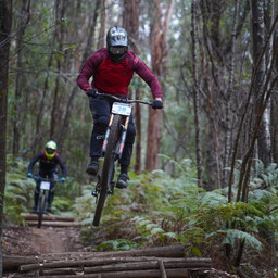 Photo of Matt CARTER at Narbethong, VIC