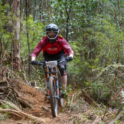 Photo of Kevin DONOGHUE at Narbethong, VIC