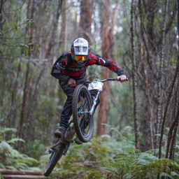 Photo of Dylan LOMBARD at Narbethong, VIC